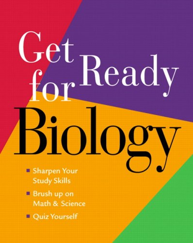 Get Ready for Biology   2007 edition cover
