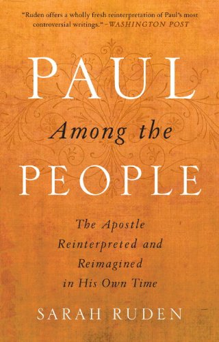 Paul among the People The Apostle Reinterpreted and Reimagined in His Own Time N/A edition cover