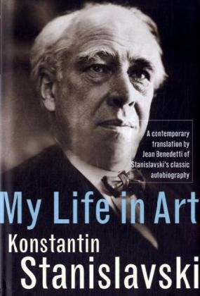 My Life in Art   2008 edition cover