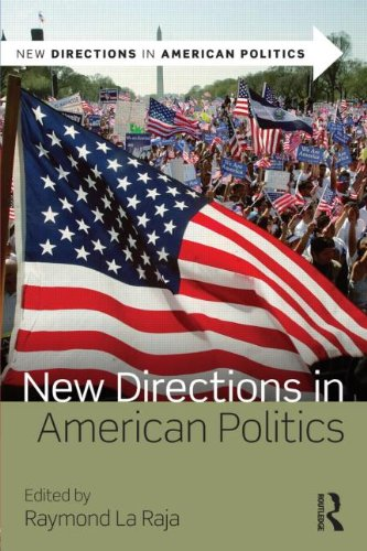 New Directions in American Politics   2013 edition cover