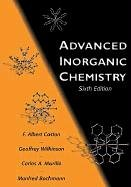 Advanced Inorganic Chemistry  6th 1999 (Revised) 9780471199571 Front Cover