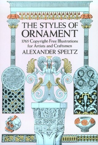 Styles of Ornament  N/A edition cover