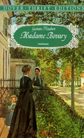 Madame Bovary   1996 (Unabridged) edition cover