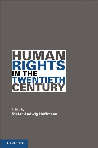 Human Rights in the Twentieth Century   2011 edition cover