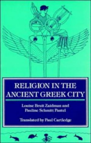 Religion in the Ancient Greek City   1992 edition cover