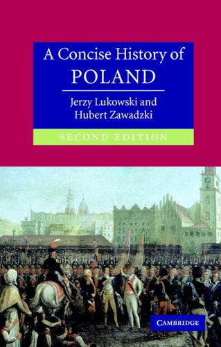 Concise History of Poland  2nd 2006 (Revised) edition cover