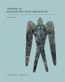 America Religions and Religion 3rd 1999 (Revised) edition cover
