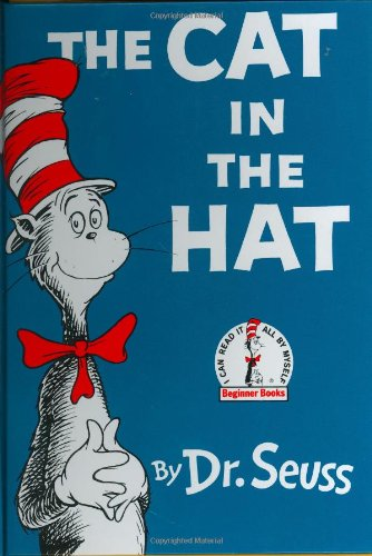 The Cat in the Hat (I Can Read It All by Myself Beginner Book) N/A 9780545014571 Front Cover