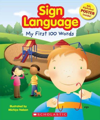 My First 100 Words   2008 9780545056571 Front Cover