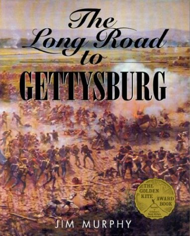 Long Road to Gettysburg   2000 edition cover
