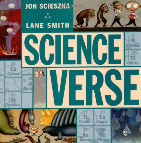Science Verse   2004 edition cover