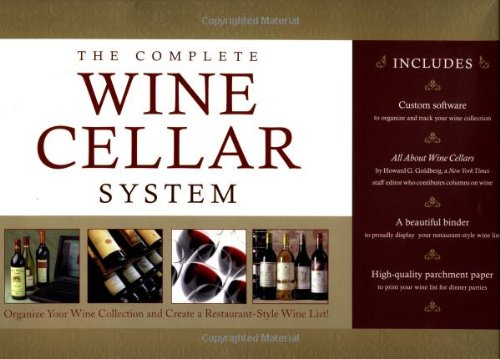 Complete Wine Cellar System  N/A edition cover