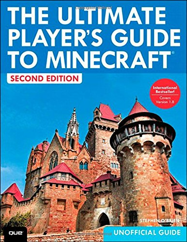 Ultimate Player's Guide to Minecraft  2nd 2015 edition cover