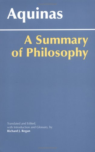Summary of Philosophy   2003 edition cover