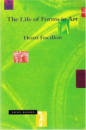 Life of Forms in Art   1989 (Reprint) edition cover