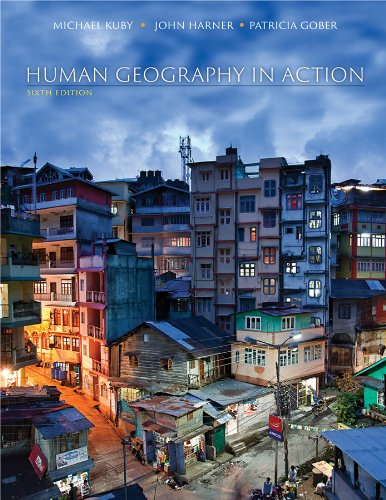 Human Geography in Action  6th 2013 edition cover