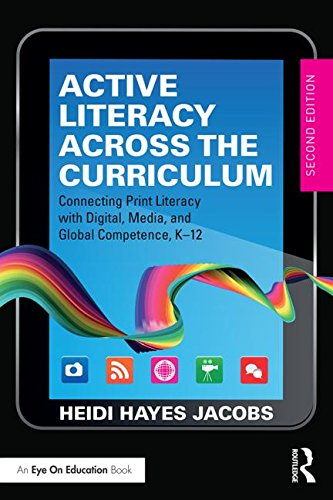 Active Literacy Across the Curriculum Strategies for Reading, Writing, Speaking, and Listening 2nd 2018 (Revised) 9781138909571 Front Cover