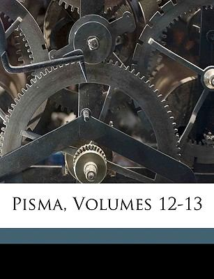 Pisma  N/A edition cover
