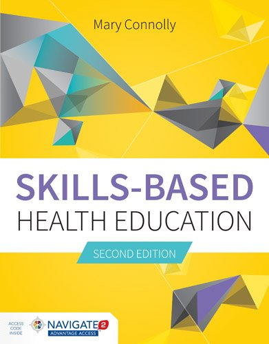 Skills-Based Health Education  2nd 2019 (Revised) 9781284088571 Front Cover