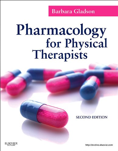 Pharmacology for Rehabilitation Professionals  2nd 2011 edition cover