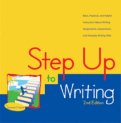 Step up to Writing 2nd 2002 edition cover