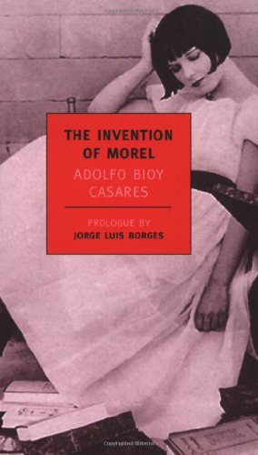 Invention of Morel   2003 edition cover