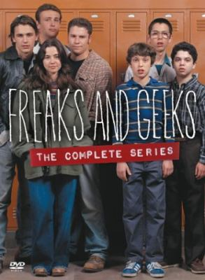 Freaks and Geeks: The Complete Series System.Collections.Generic.List`1[System.String] artwork