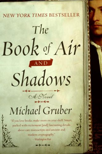 Book of Air and Shadows A Novel N/A 9780061456572 Front Cover
