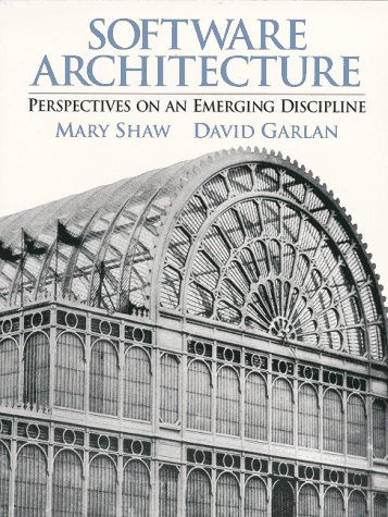 Software Architecture Perspectives on an Emerging Discipline  1996 edition cover
