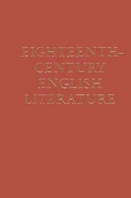 Eighteenth-Century English Literature  N/A edition cover