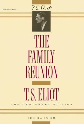 Family Reunion   1964 9780156301572 Front Cover