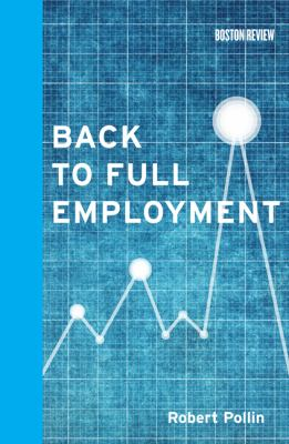 Back to Full Employment   2012 edition cover