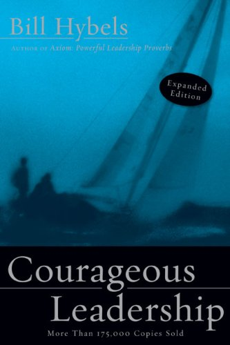 Courageous Leadership  N/A 9780310291572 Front Cover