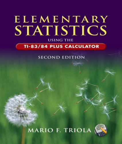 Elementary Statistics  2nd 2008 edition cover