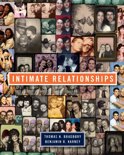 Intimate Relationships   2010 9780393979572 Front Cover