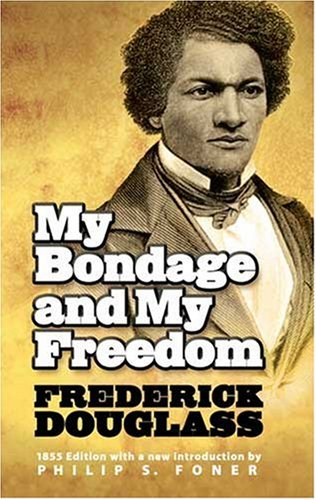 My Bondage and My Freedom  Reprint edition cover