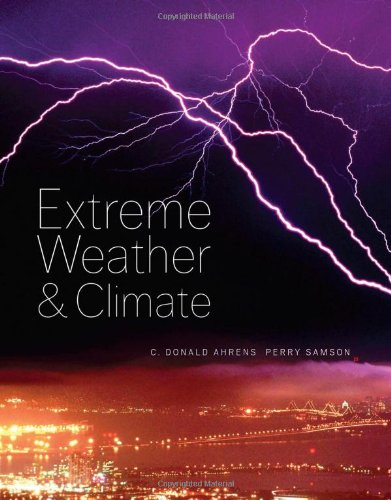 Extreme Weather and Climate   2011 edition cover