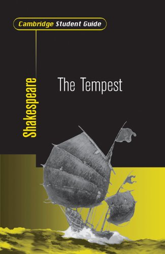 Tempest   2003 edition cover