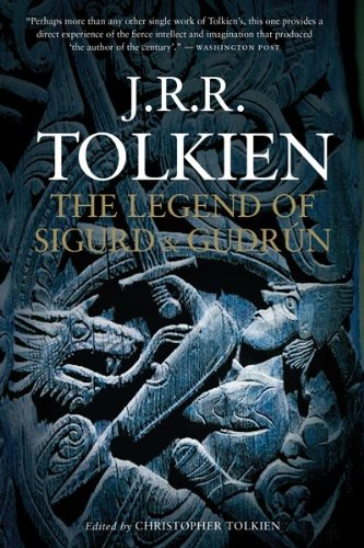 Legend of Sigurd and Gudrun   2009 edition cover