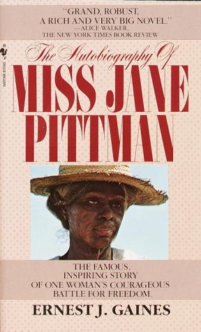 Autobiography of Miss Jane Pittman   1971 edition cover