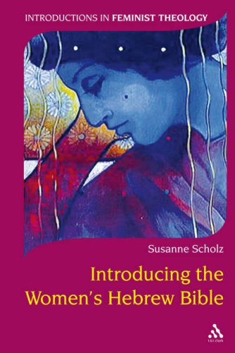 Introducing the Women's Hebrew Bible   2007 edition cover