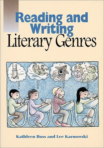Reading and Writing Literary Genres   2000 edition cover