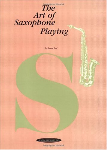 Art of Saxophone Playing   1994 edition cover