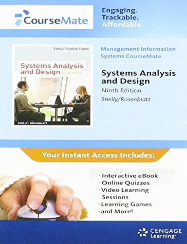 SYSTEMS ANALYSIS+DESIGN-ACCESS N/A edition cover