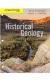 Cengage Advantage Books: Historical Geology  7th 2013 edition cover