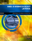 Hands-On Information Security Lab Manual:   2013 edition cover