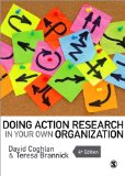Doing Action Research in Your Own Organization  4th 2014 9781446272572 Front Cover