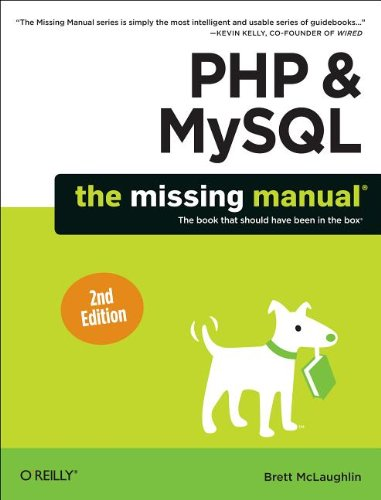 PHP and MySQL  2nd 2012 edition cover