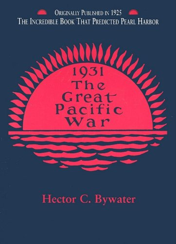 1931 the Great Pacific War  N/A edition cover