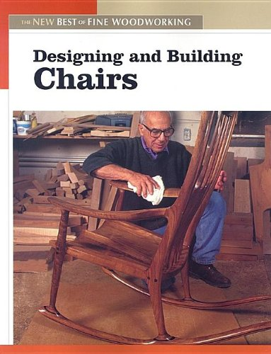 Designing and Building Chairs   2006 edition cover